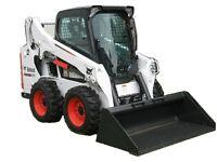 Skidsteer (Bobcat) and Dumptruck Services