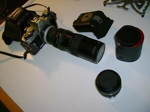 Canon AE-1 Program and Lens/Accessories