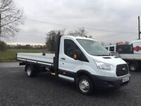 2016 Ford Transit Dropside 125ps