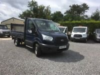 2015 Ford Transit Dropside with Tail Lift 310/ 100 PS
