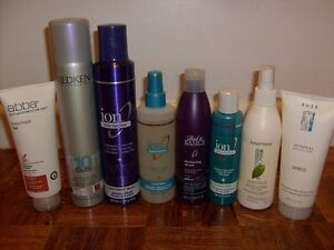 Volumizing Salon Hair Products (Redken, Rusk, Matrix, & more)