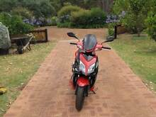 2010 Kymco Super 8 125 Scooter Augusta Margaret River Area Preview