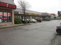 Meeting Hall / Retail space for lease at Dixie / Steeles