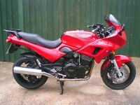 Triumph Sprint 900 Executive, low mileage, outstanding condition.