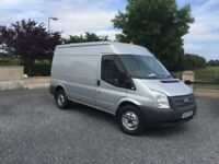 2012 Ford Transit 125 Back Wheel Drive