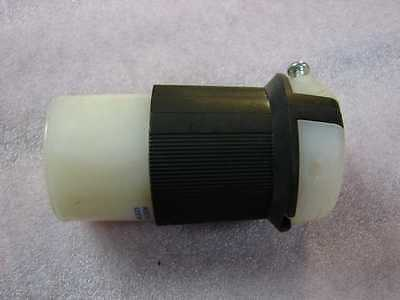 Hubbell L16-30r Connector Body Hbl2623 250v 30 Amp