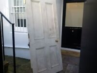 large and heavy good quality panel doors can deliver