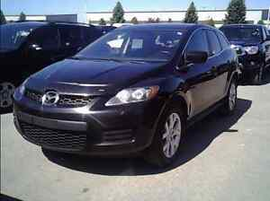 Very Clean 2009 AWD Mazda CX-7 GS BLACK