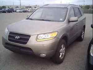 ONE OWNER Nice 2009 Hyundai Santa Fe GREEN Limited