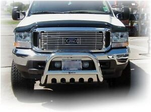 "U-Guard 3"" Stainless Steel BULL BAR - Ford F250/F350 Super Duty"