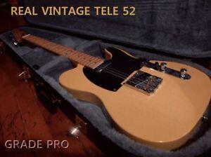 Fender Telecaster 52 Pro Relic California Custom Shop