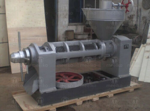 Screw Oil Press - MKOP165 - FREE SHIPPING!