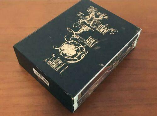 Wolfs Rain DVD Box First Limited Edition Japan Animation Toshihiro Kawamoto