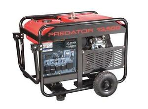 HOC G13 - 13500 PEAK/11000 RUNNING WATTS 22 HP GENERATOR + FREE SHIPPING + 90 DAY WARRANTY