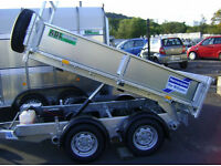 IFOR WILLIAMS TRAILERS - STOLEN - DO NOT BUY