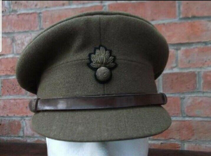 WW2 BRITISH MILITARY VISOR CAP replica all size avialable
