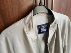 Burberry summer jacket