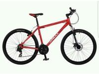 Mtrax caldera mountain bike