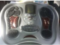 Electro flex foot massage therapy machine