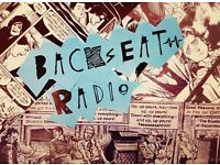 Drummer wanted for Backseat Radio! (Indie/Punk Rock)