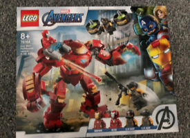 Avengers lego (sarah's new account pls message on this not others)