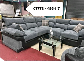 ☑️☑️ Logan Corner Or 3+2 seater Sofa available ☑️☑️