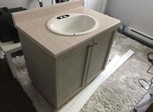 Free Bathroom Vanity