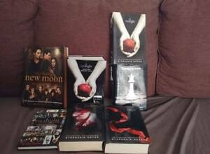Twilight book series/Séries de livre Twilight