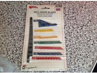 8 Piece Jigsaw Blades Set