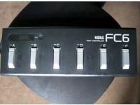 Korg Foot controller