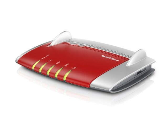 AVM FRITZ!Box 7560 WLAN Router mit integriertem DSL Modem