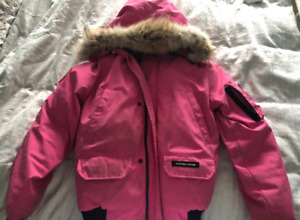 Canada Goose Bomber Jacket for Sale, Youth L: Fits 5'5, 130lbs