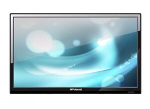 Polaroid P24RD0117E 24 Inch HD Ready LED TV DVD Combi Freeview C Grade No Stand