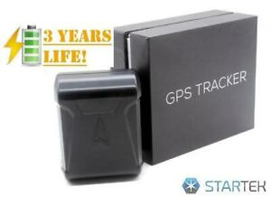 GPS TRACKER WITH 3 YEARS BATTERY LIFE !! WOW