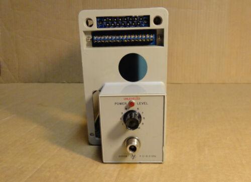HP 8693B 4.0 - 8.0 GHz Sweep Oscillator RF Plug-In