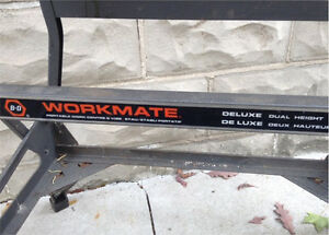 Workmate Deluxe Dual Height Bench London Ontario image 2
