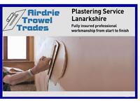 PROFESSIONAL PLASTERING SERVICE - FULL ROOMS from £230/ 4WALLS from £160 Quotes & Receipts provided
