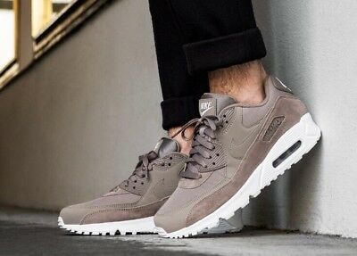 Nike Air Max 90 Essential Sepia Stone White Uk Size 8 Eur 42.5 AJ1285-200