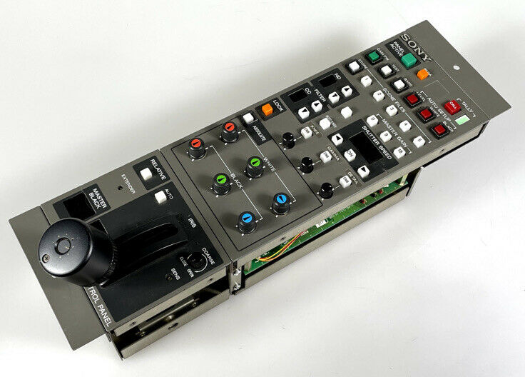 Sony RCP-3720 Remote Control Panel