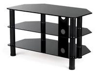 Corner tv stand