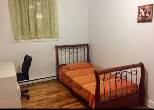 !!Furnished room for rent close to Loyala Concordia!!.