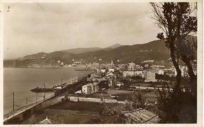ALBISSOLA MARINA PANORAMA VIAGGIATA 1934