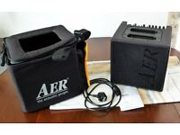 AER Alpha Compact 40 AMP