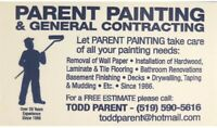 Parent Painting and General Contracting