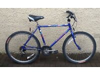 "Bike/Bicycle. GENTS RALEIGH "" MARAUDER "" MOUNTAIN BIKE"
