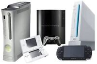 ** Repair & Servicing XBOX, Wii, PS3, DS/DSI, PSP! **