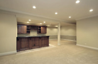Finished BASEMENT from $19.99sq/ft