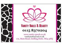 Full time beauty therapist/nail technician required gedling