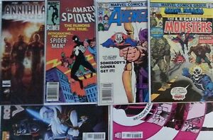 Comic Books for Sale at the Kingston Comic Con October 29