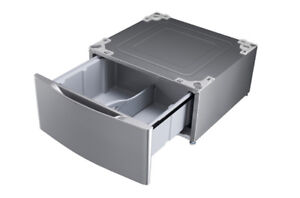 LG Laundry Pedestals, 1 for washer 1 for dryer